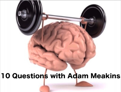 10 Questions with Adam Meakins